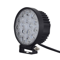 phare rond led 48W 16 x 3w